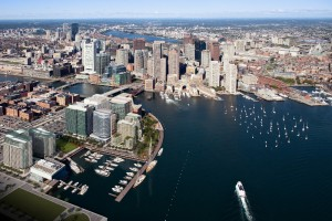 Fan Pier Boston - Fan Pier Boston Photos