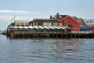 Anthony's Pier 4 Restaurant - Fan Pier Boston - Seaport District Boston