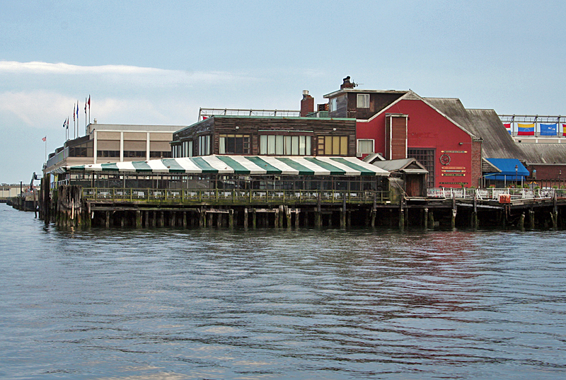 Anthony's Pier 4 Restaurant - Fan Pier Boston - Seaport District Boston