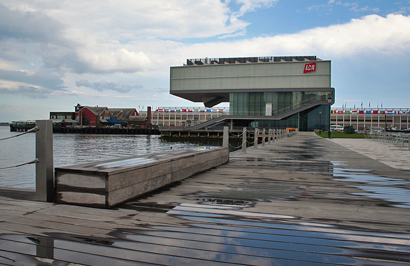 Institute of Contemporary Art - Fan Pier Boston - Seaport District