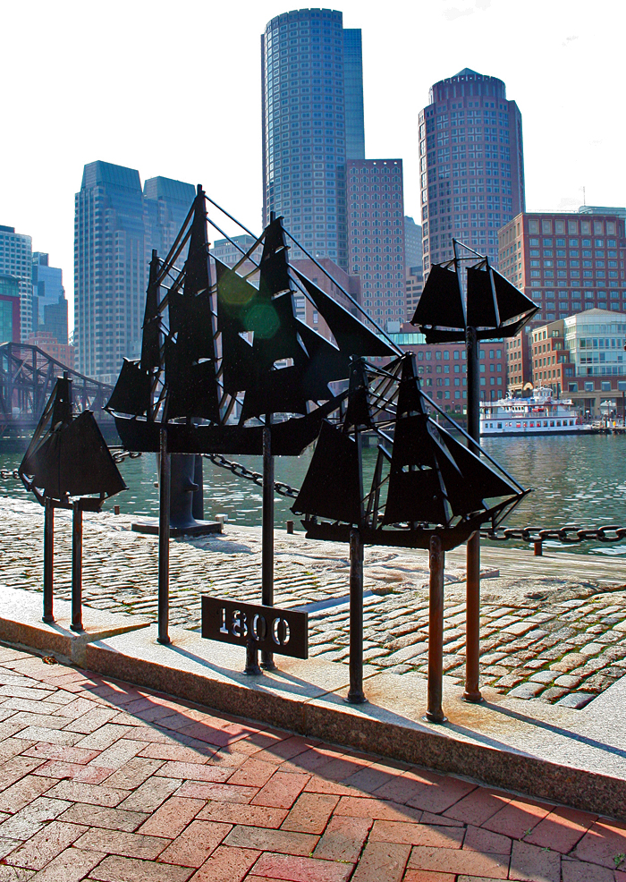 Fan Pier Maritime History - Boston's Historic Waterfront