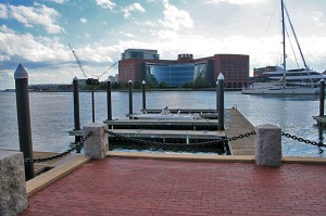 John Joseph Moakley Courthouse on Fan Pier Boston