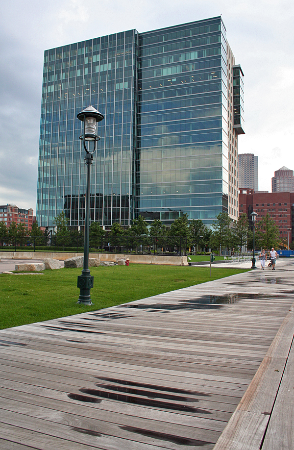 One Marina Park Drive - Seaport District - Fan Pier