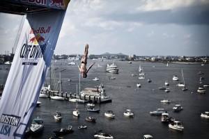 Red Bull Cliff Diving Fan Pier Boston
