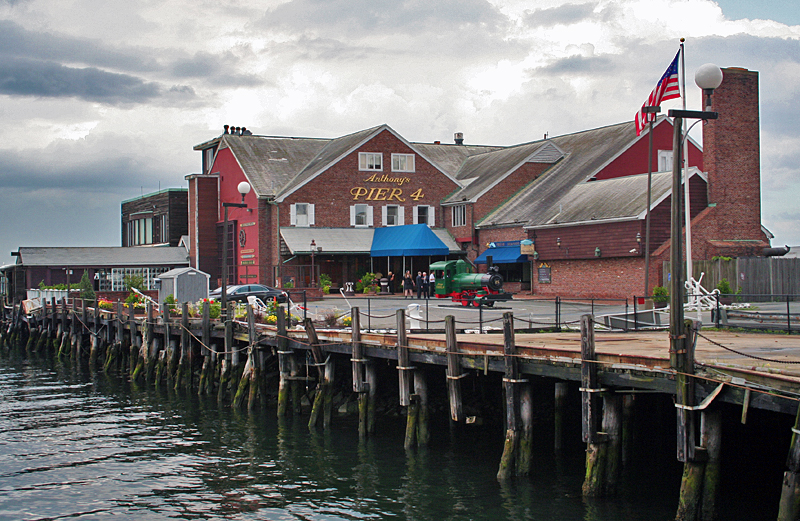 Anthony's Pier 4 Restaurant - Boston, Massachusetts